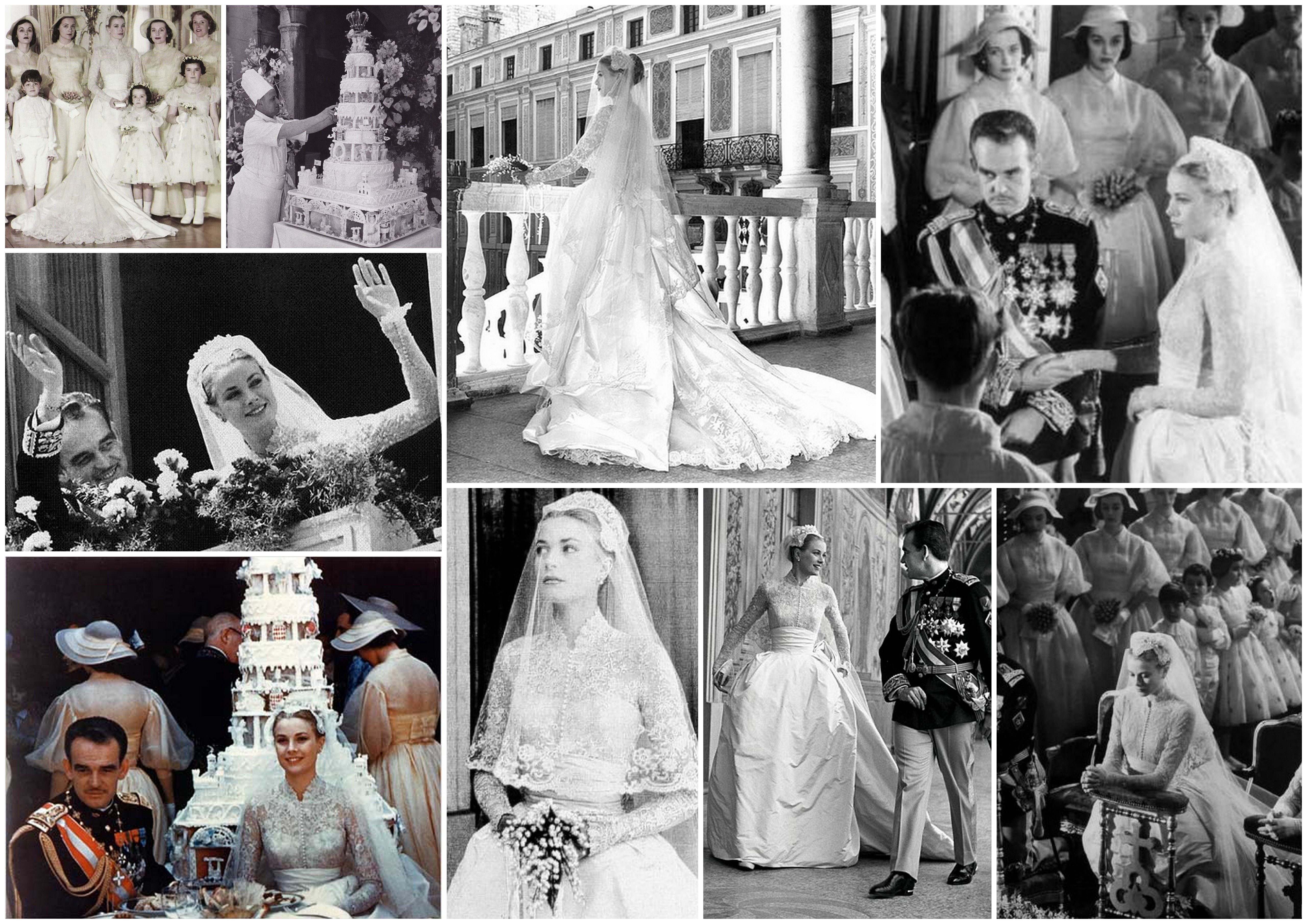 Celebrity Inspiration: Grace Kelly | SouthBound Bride