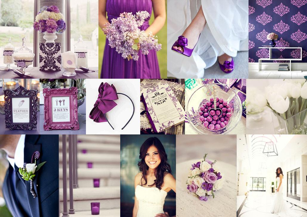 Indigo & Violet {full suite} | SouthBound Bride
