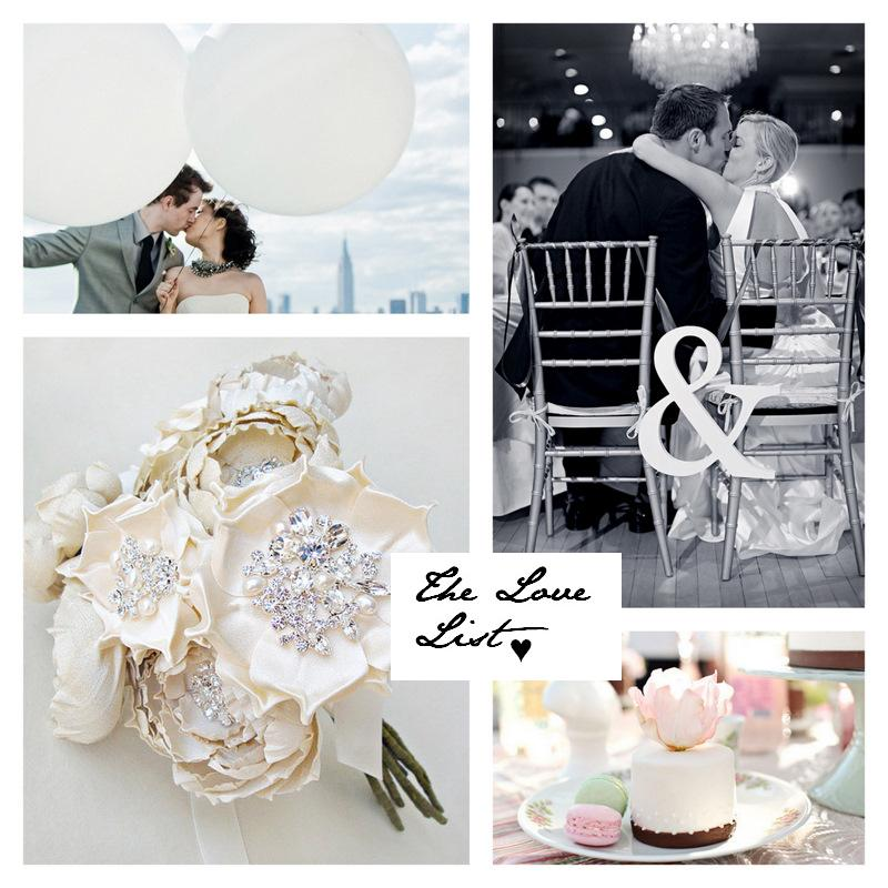 The Love List {5 Sept 2010} | SouthBound Bride
