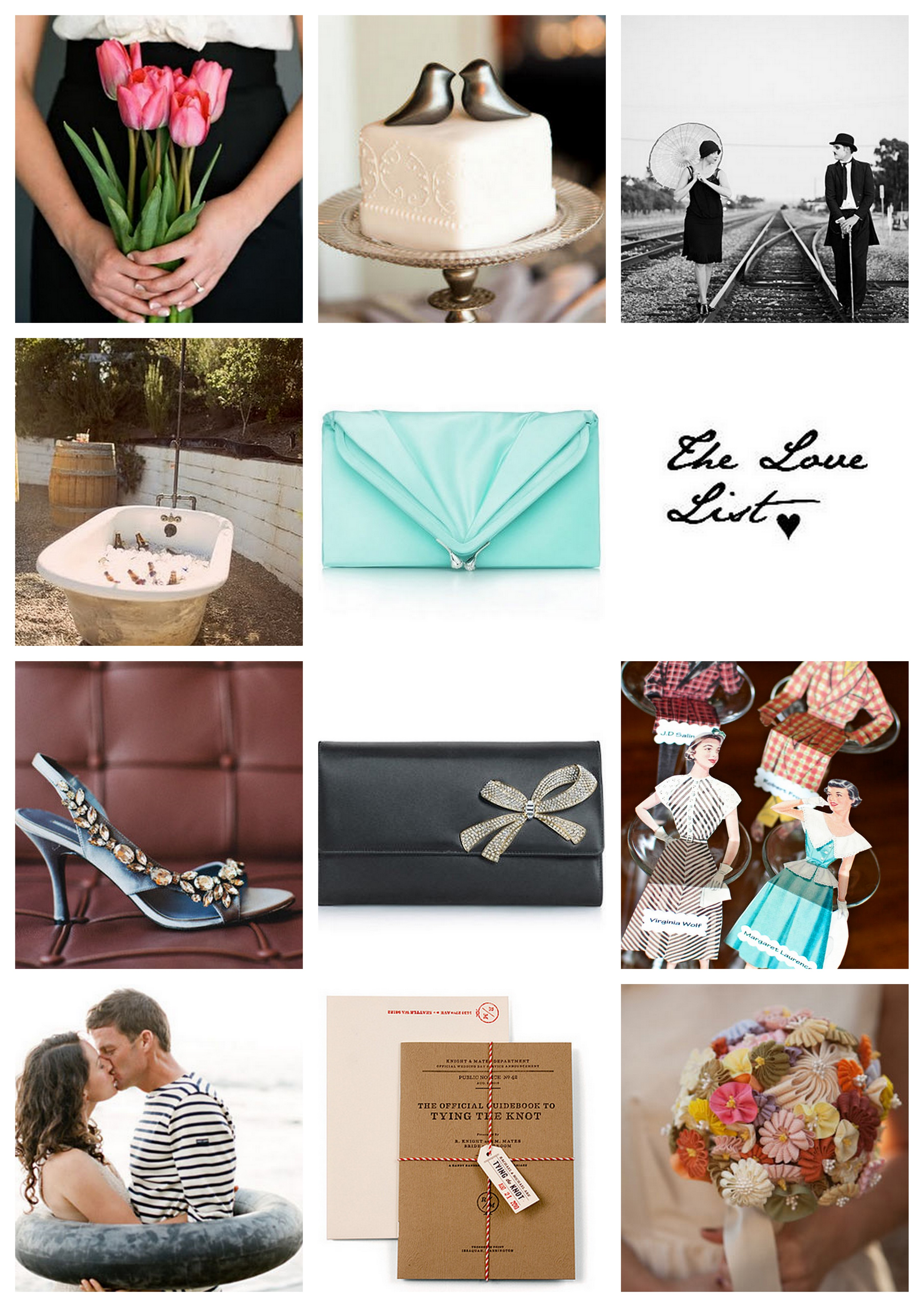The Love List {11 Sept 2010} | SouthBound Bride