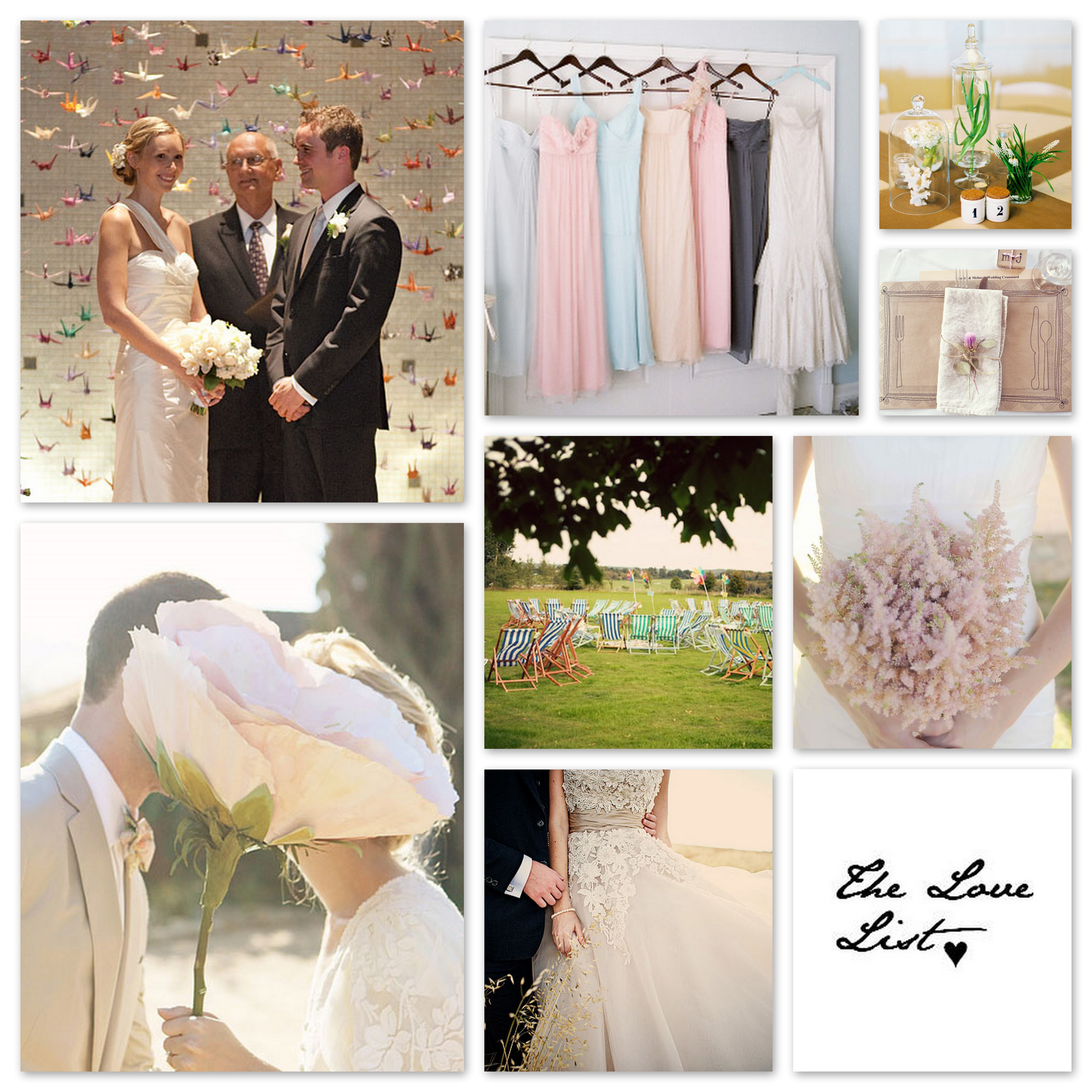 The Love List {8 Oct 2010} | SouthBound Bride