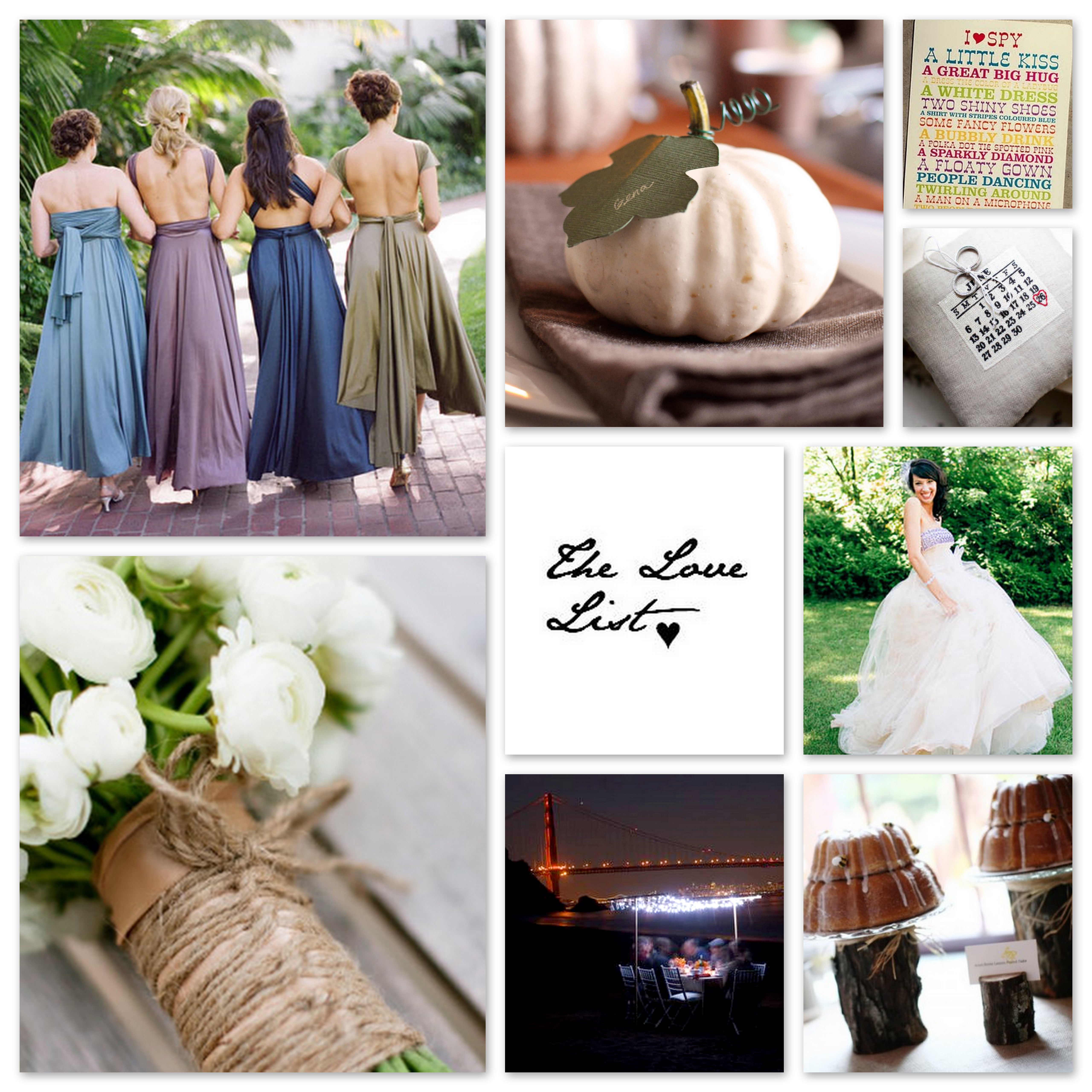 The Love List {1 Oct 2010} | SouthBound Bride