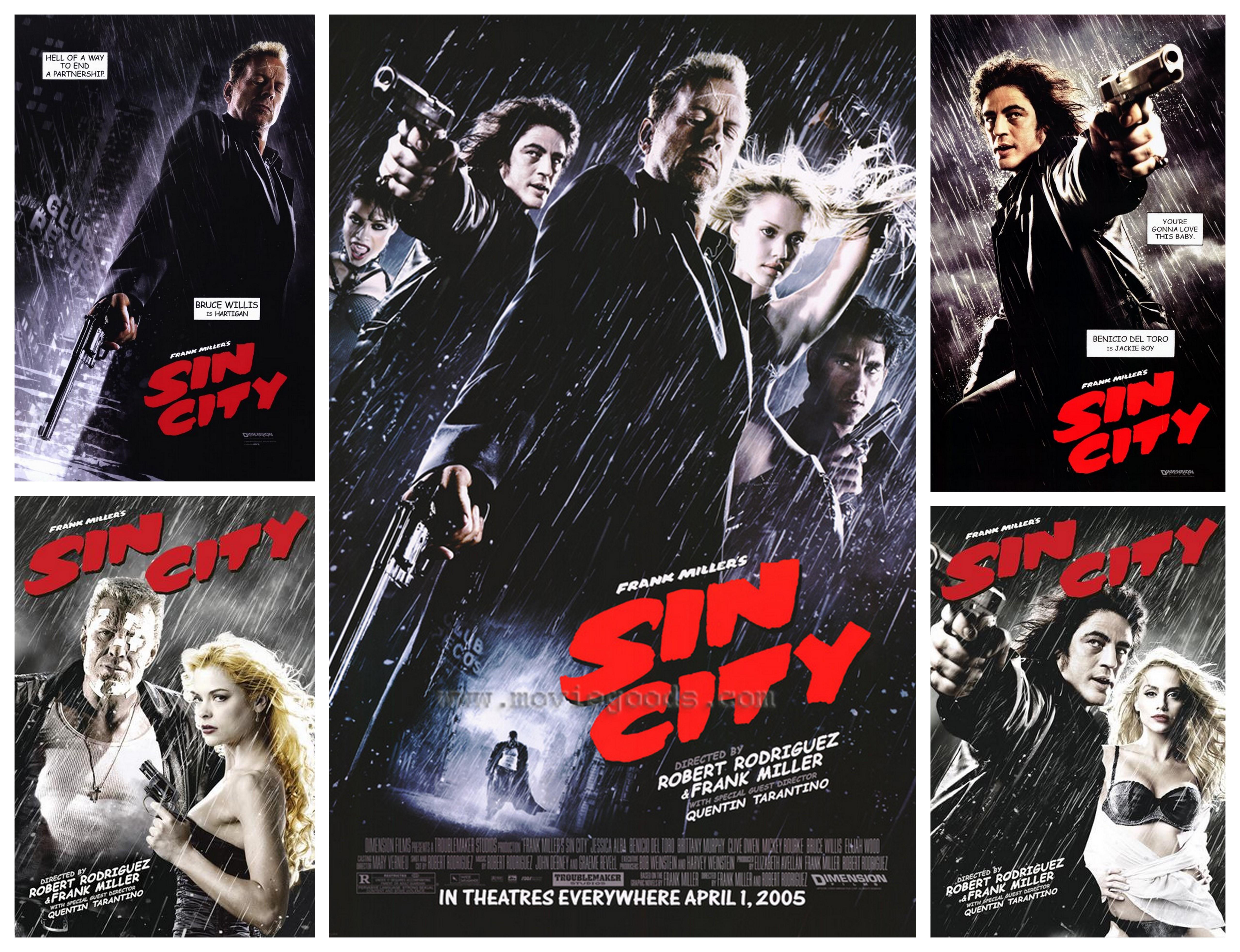 Koji film ste poslednji gledali? - Page 6 Sin-city