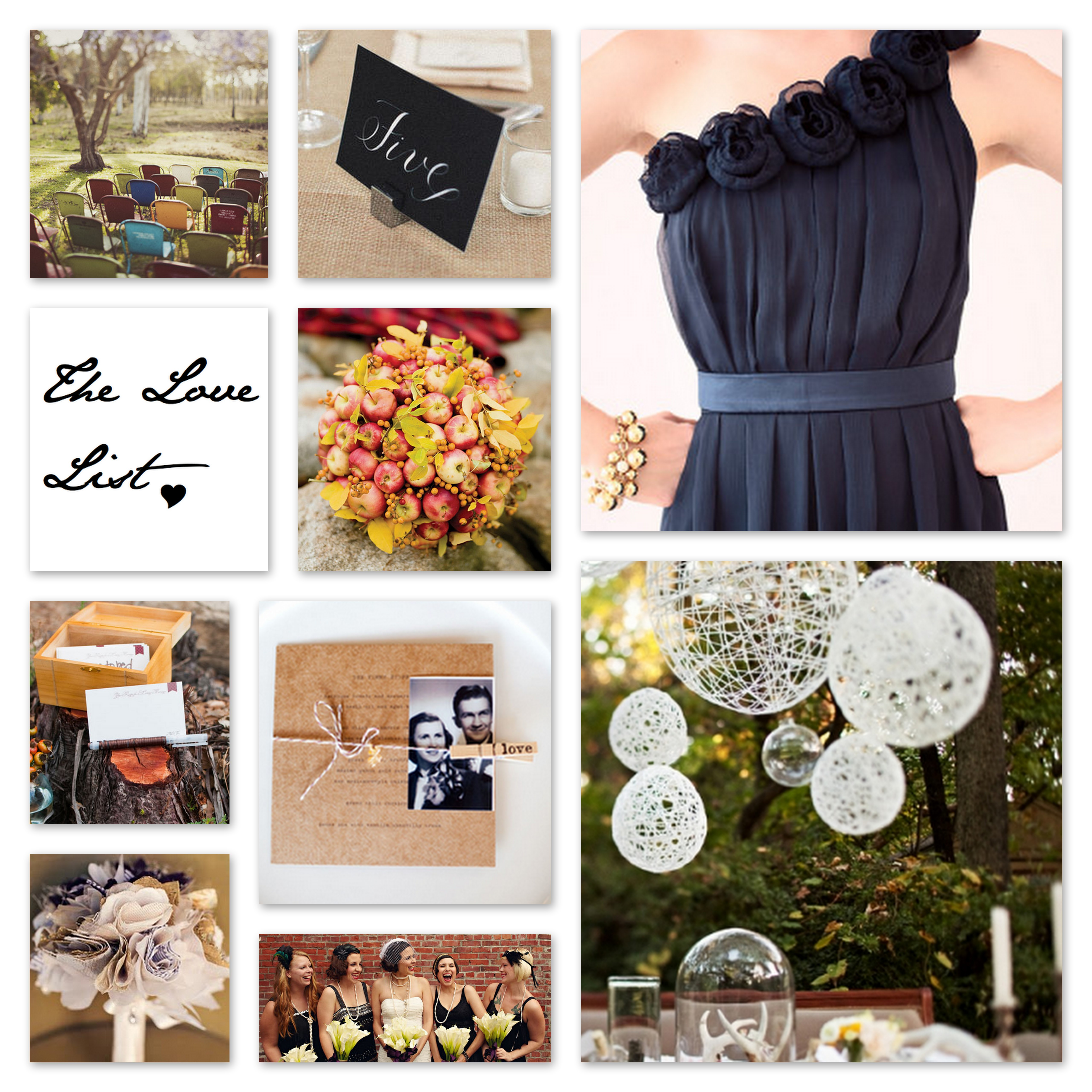 The Love List {19 Nov 2010} | SouthBound Bride
