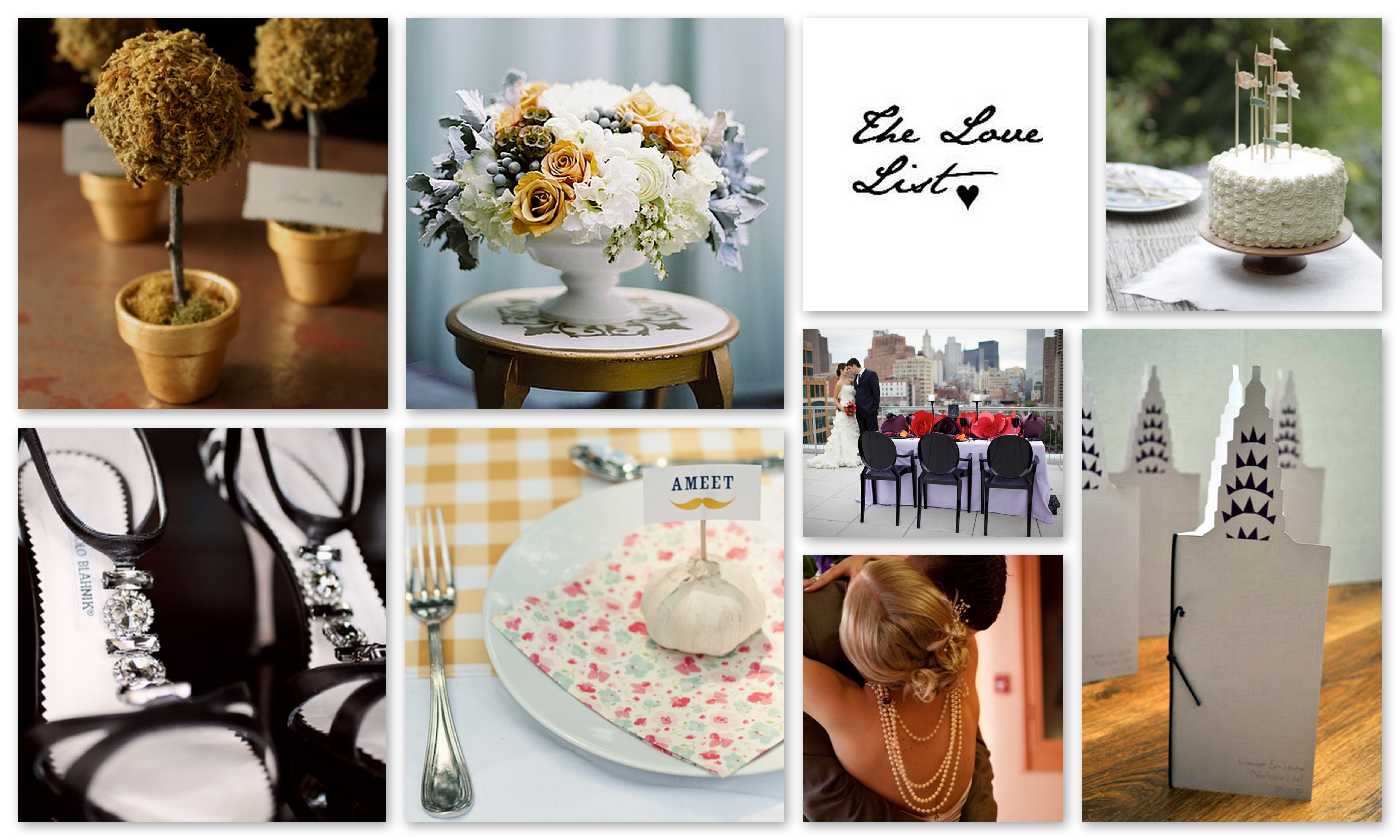 The Love List {5 Nov 2010} | SouthBound Bride