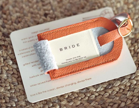 Reader Query: Luggage Tags | SouthBound Bride