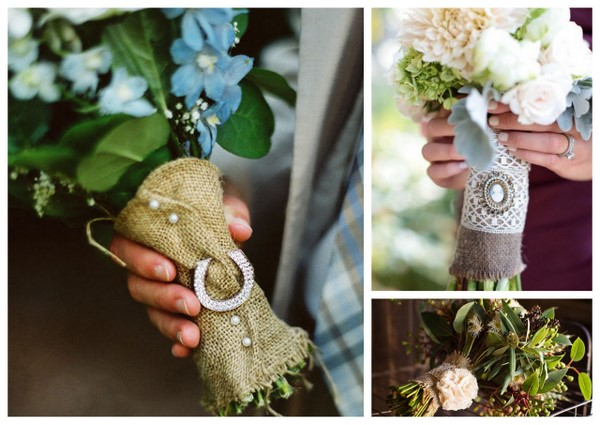 Burlap Wedding Details | SouthBound Bride