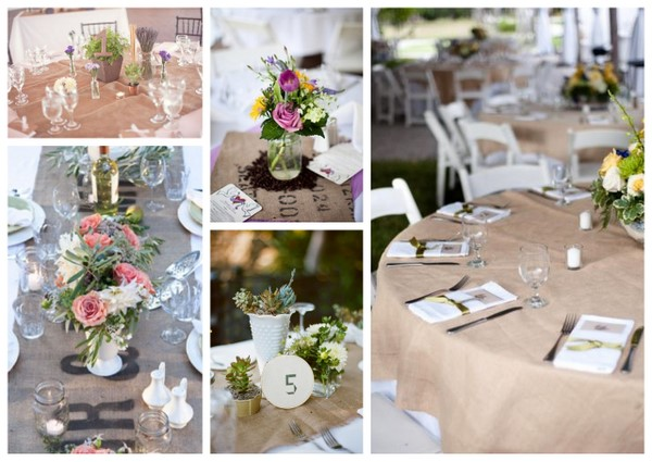 Magnificent Wedding Table Decorations with Burlap Ideas 600 x 425 · 78 kB · jpeg