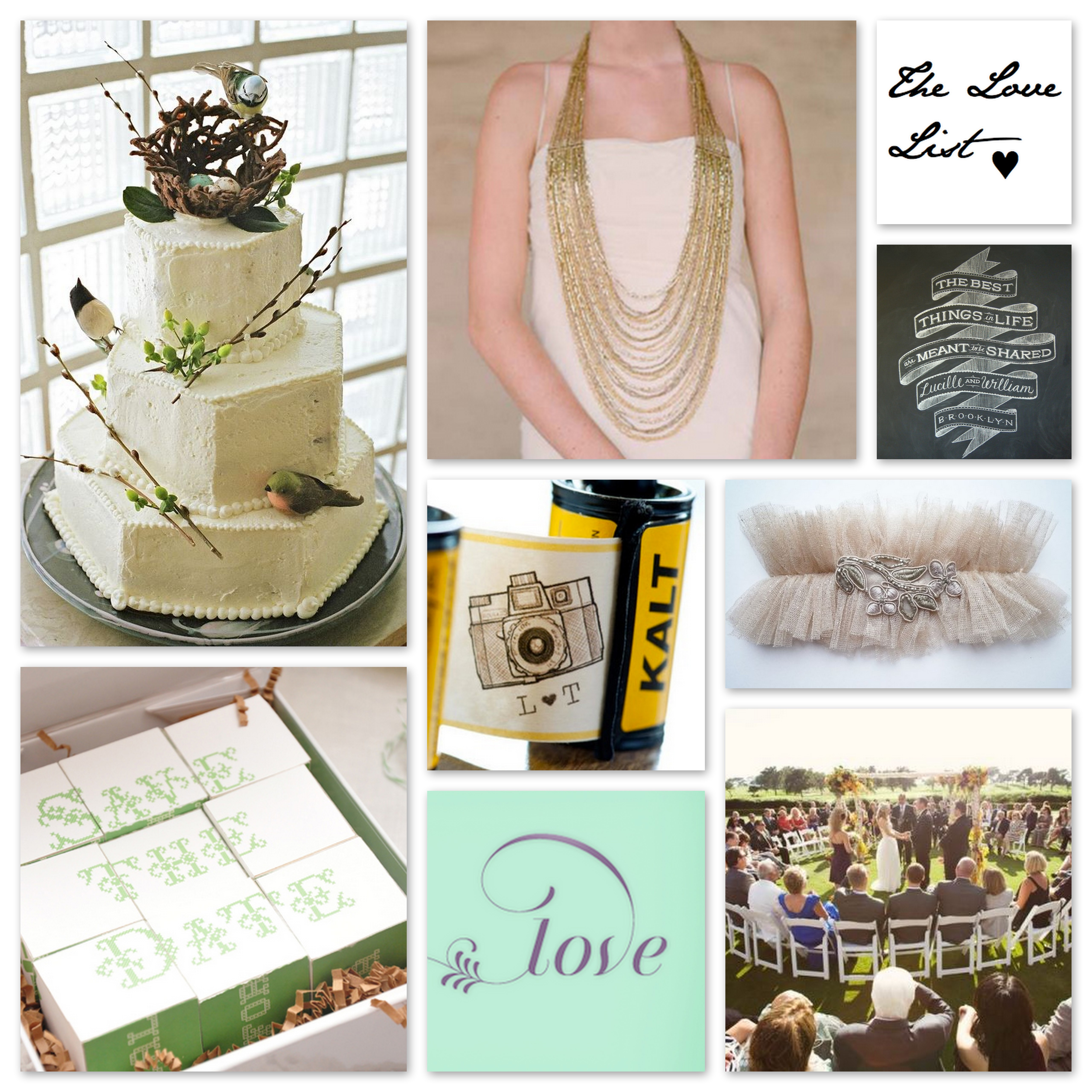 The Love List {14 Jan 2011} | SouthBound Bride