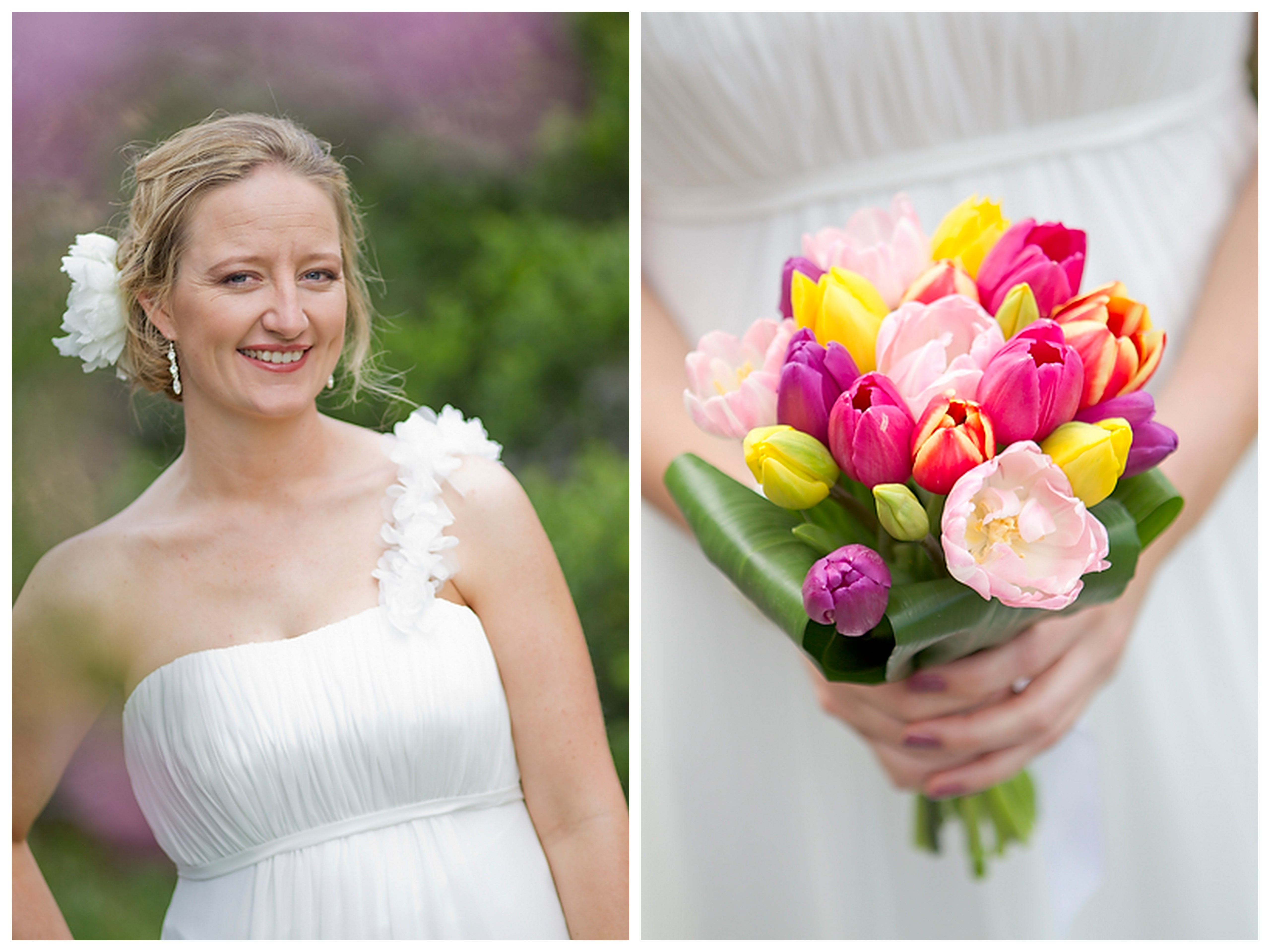 Real Wedding at Harold Porter Botanical Gardens {Carley & Marius} | SouthBound Bride