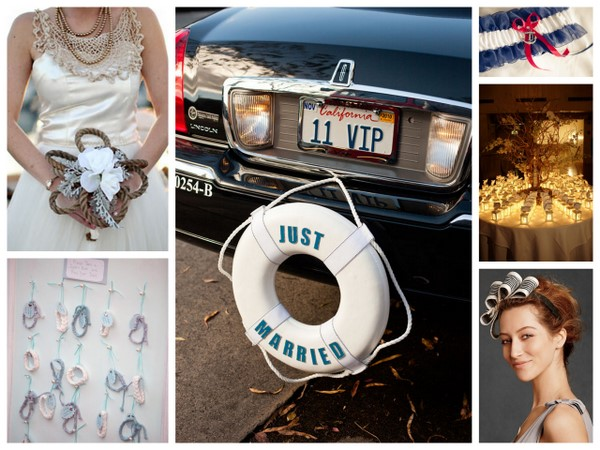 Nautical Wedding Ideas | SouthBound Bride