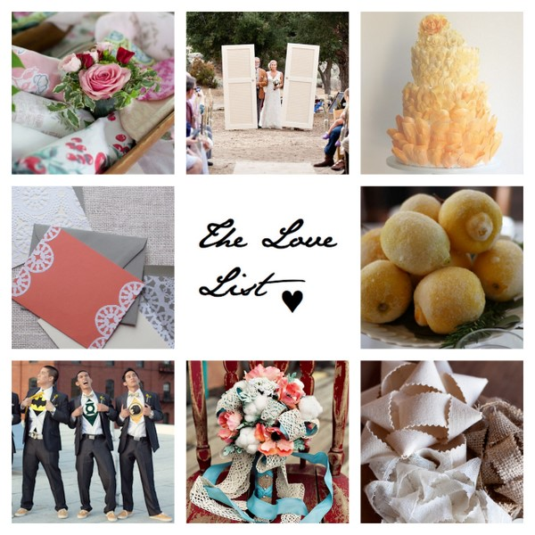 The Love List {19 Jun 2011} | SouthBound Bride