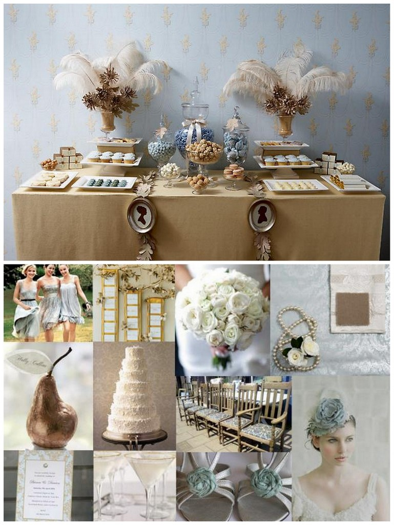 Dessert Table Inspiration | SouthBound Bride