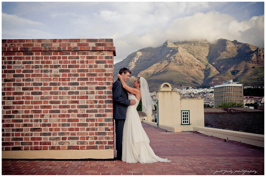 Real Wedding at the Castle of Good Hope {Kerri & Russell} | SouthBound Bride